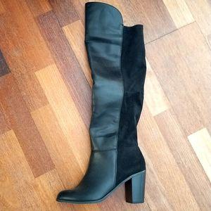 Forever New Over the Knee Boots size 39